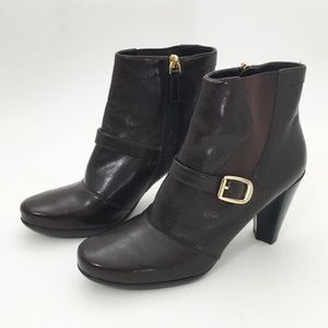 Franco Sarto Womens Booties Ankle Boots Size 8